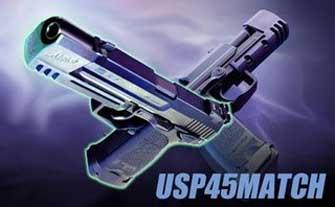 USP MATCH